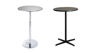 Bar & Bistro Tables