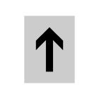 Directional Arrow - Floor Decal - 18