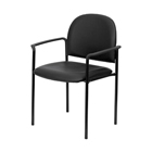 Black Diamond Arm Chair