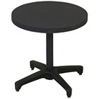 SoHo Black-Top Mini Table - 18