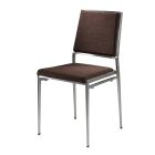 Marina Chair - Brown Fabric