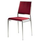 Marina Chair - Red Fabric