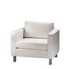 Roma Chair, Powered - White