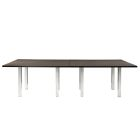 Madison 10' Conference Table - Gray Acajou