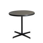 Madison Cafe Table with Black Base